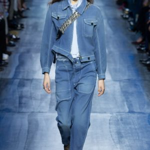 Total denim: il jeans è il re della primavera/estate 2018