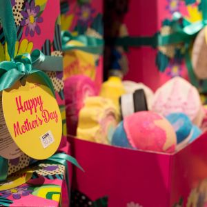 Lush Mother's Day 2018: coccole e fragranze dedicate alle mamme!