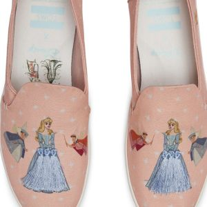 Disney x TOMS: la capsule collection dedicata a Cenerentola